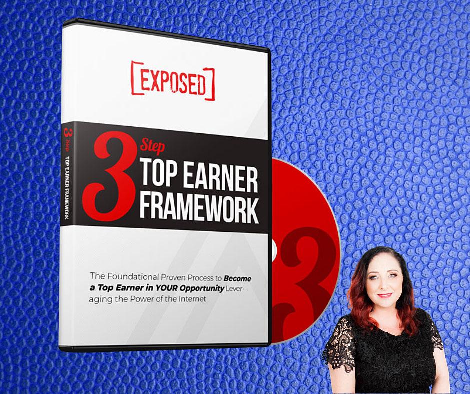 3 Step Top Earner Framework Course