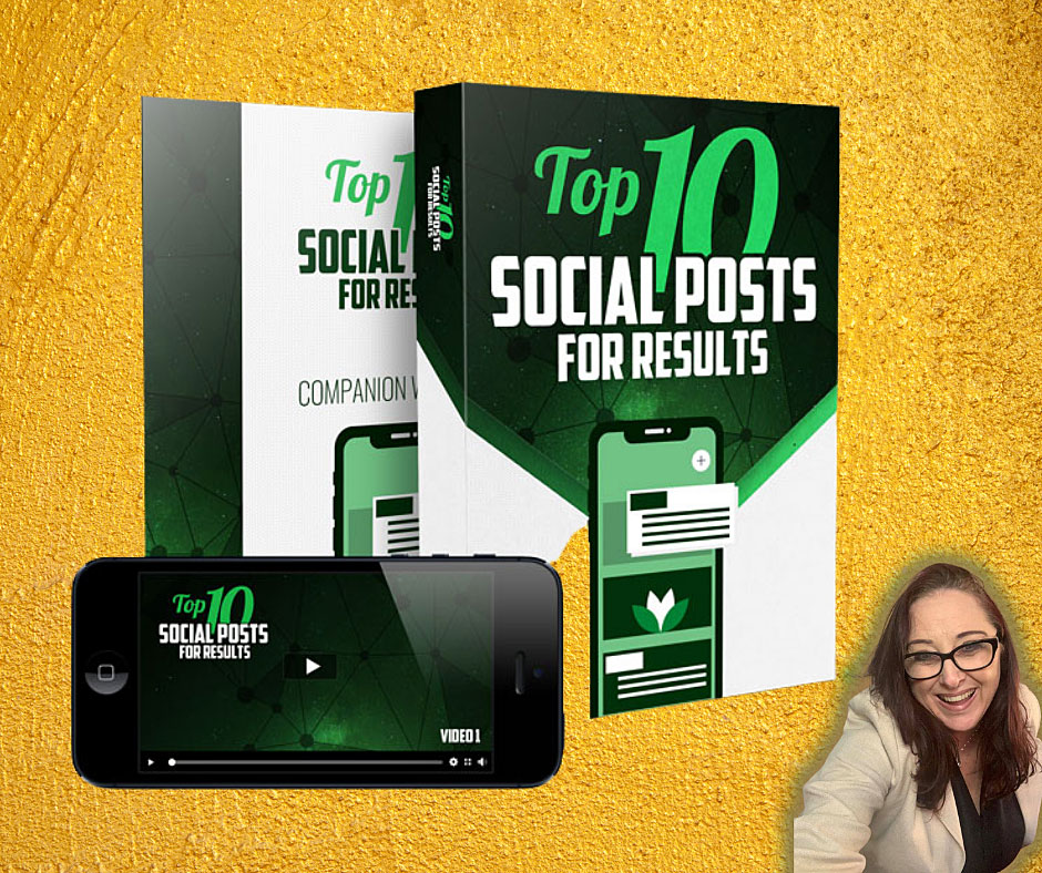 Top 10 Social Posts For Results Course